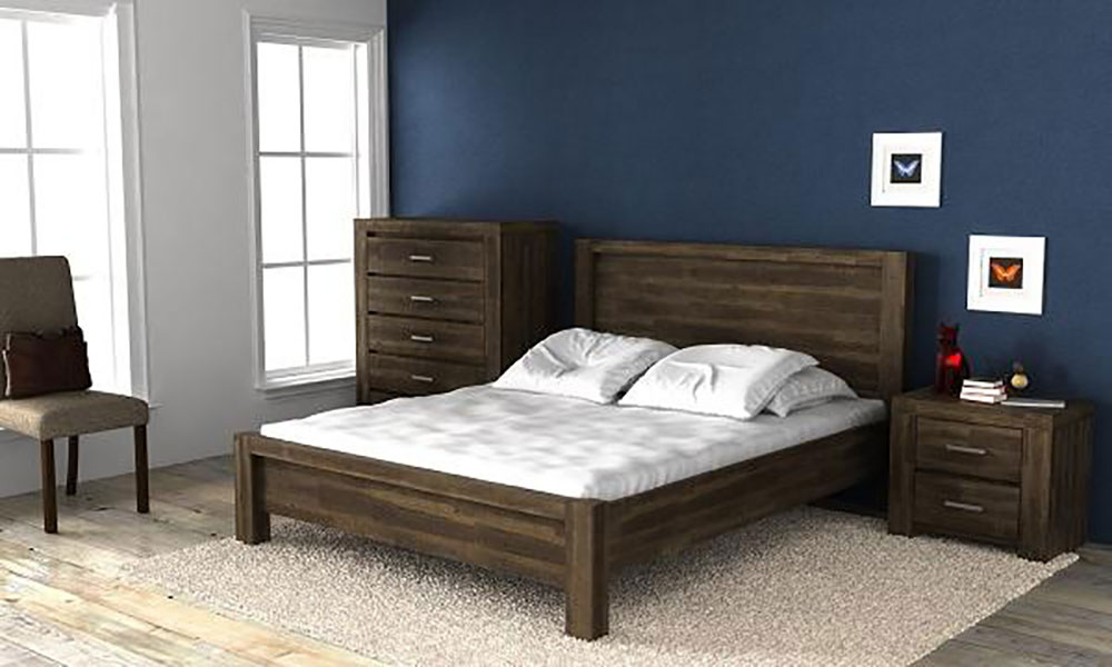 Phillippe Timber Bed Frame