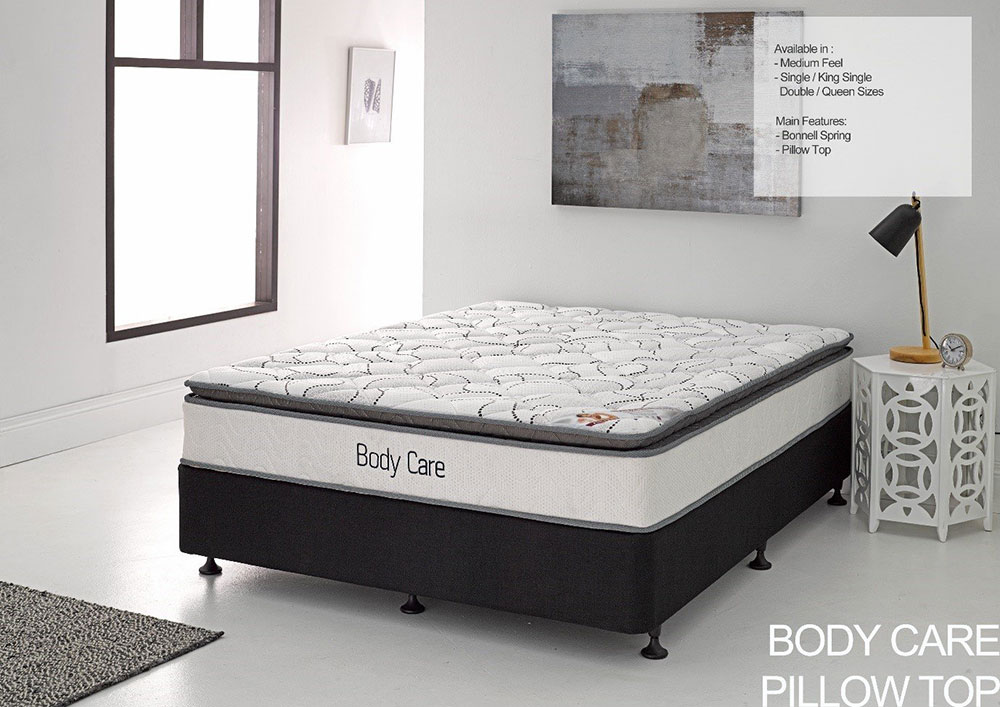 Body Care Pillow Top Mattress