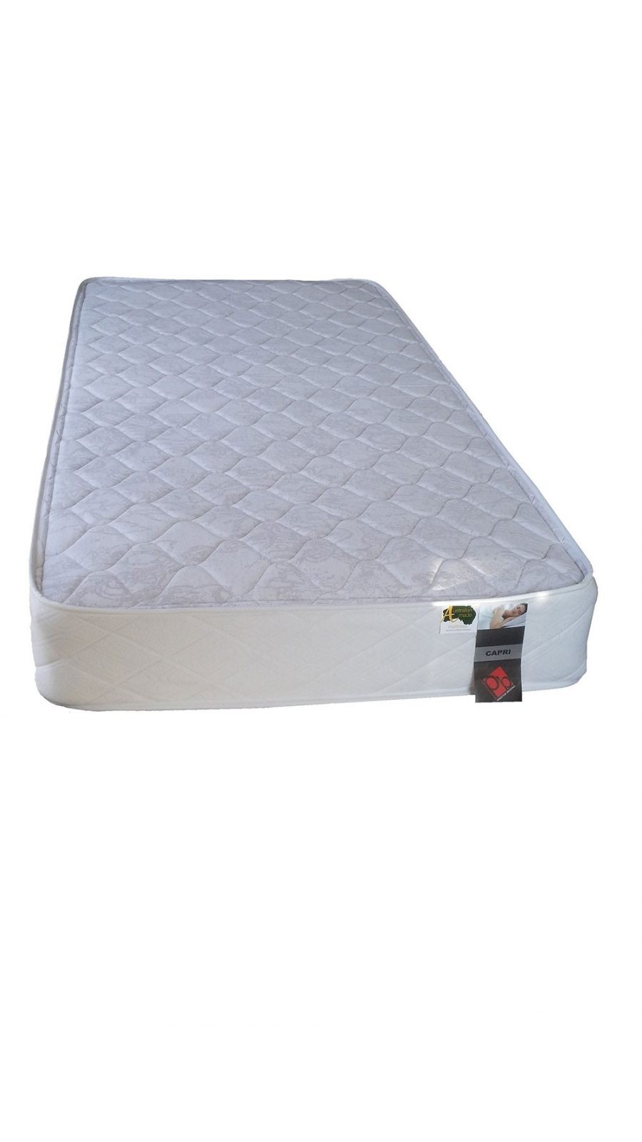 Capri Mattress and Bed Base Package Deal