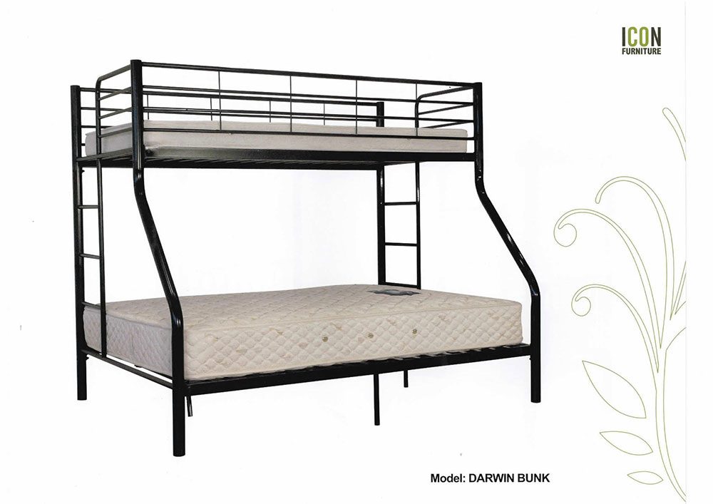 Darwin Trio Bunk Bed