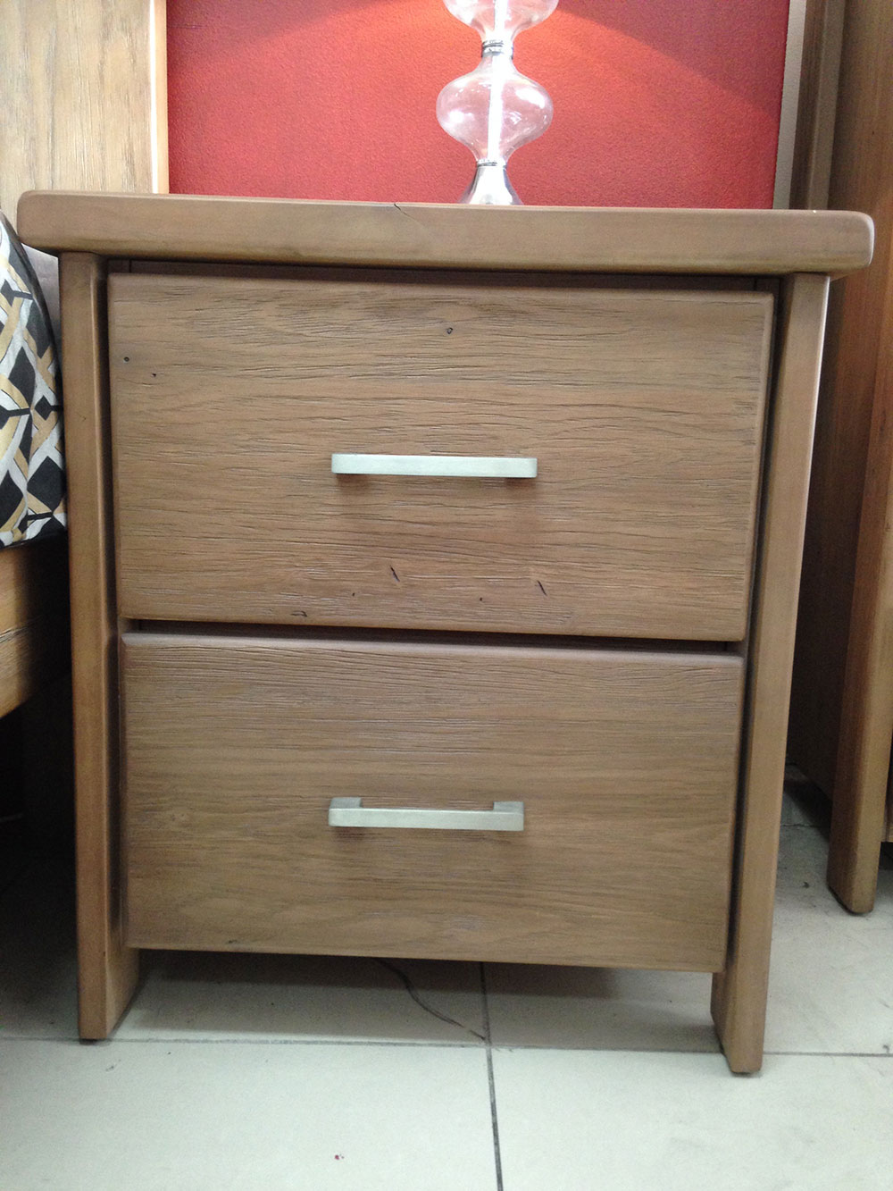 Morrocco Bedside Table