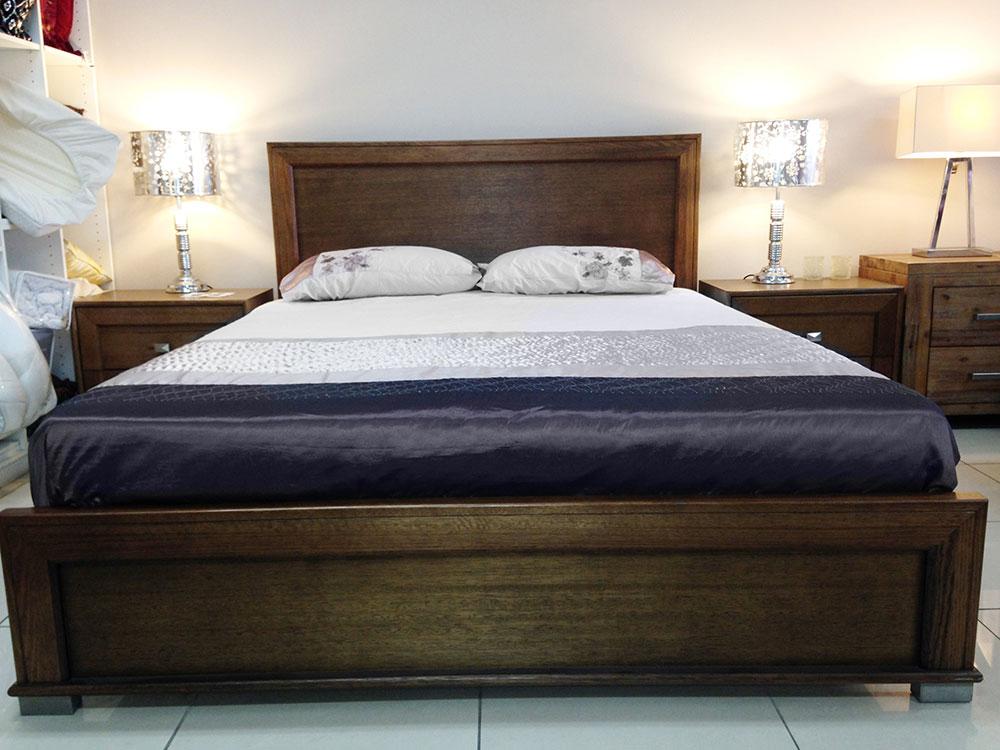 Manhattan Timber Bed Frame