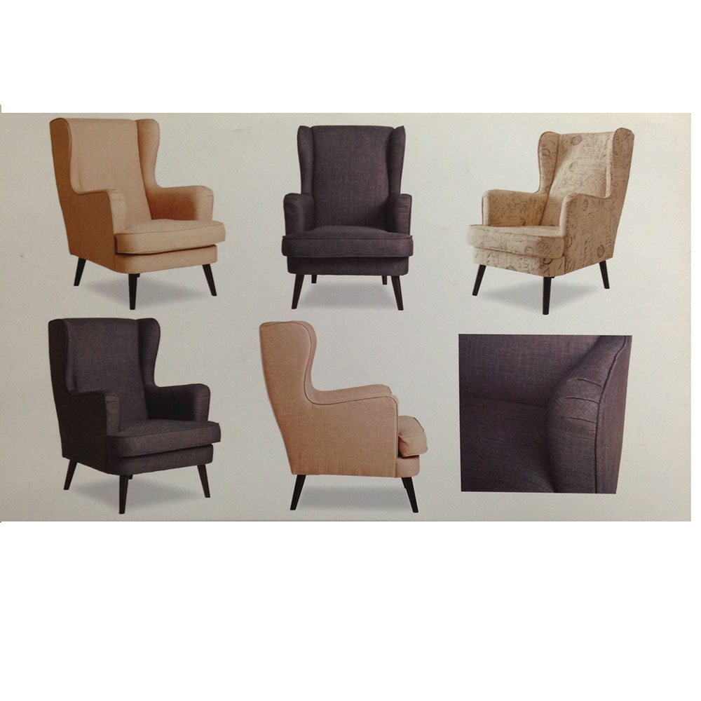 Abbey Wing Chair