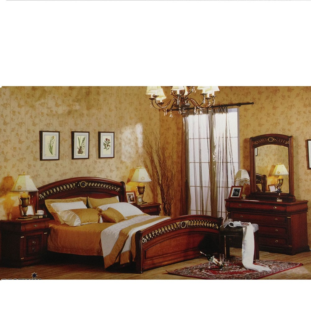 Bonaparte Timber Bed Frame