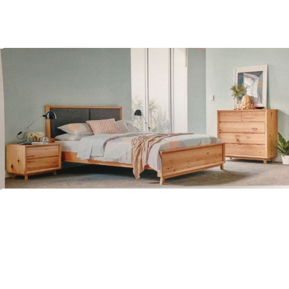Boston Timber Bed Frame