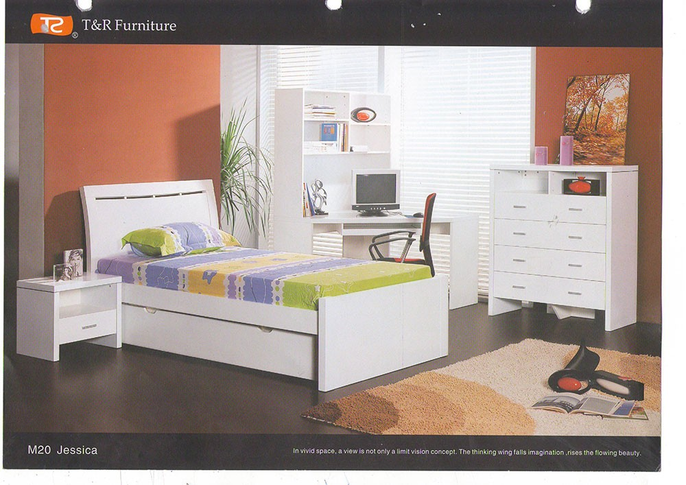 Jessica King Single Bed Frame