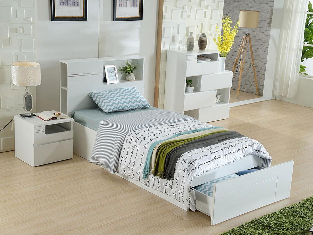 The Edge 3 Piece Bedroom Suite