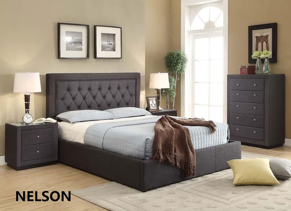 Nelson Gas Lift Bed Frame