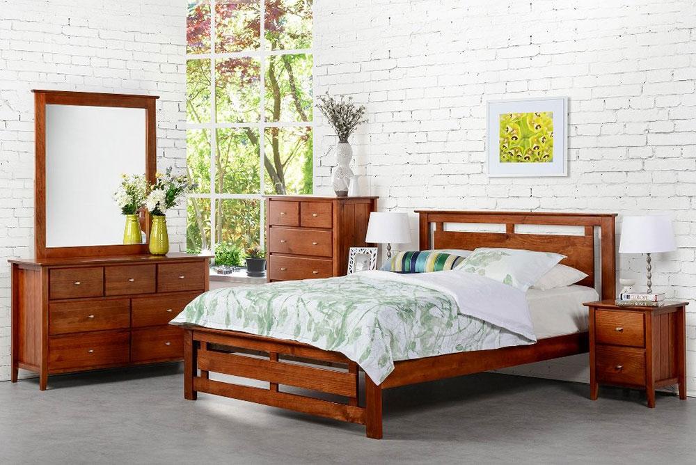 Tana 3 Piece Bedroom Suite