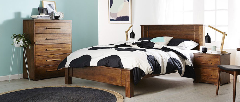 Paddington Timber Bed Frame