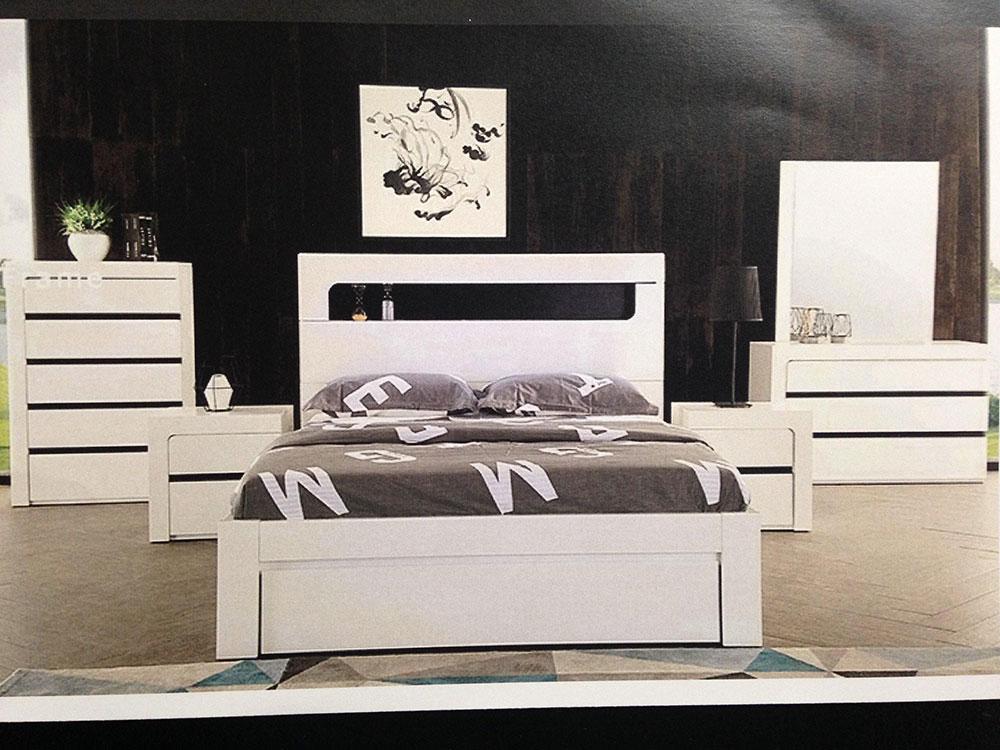 Prada Bed Frame