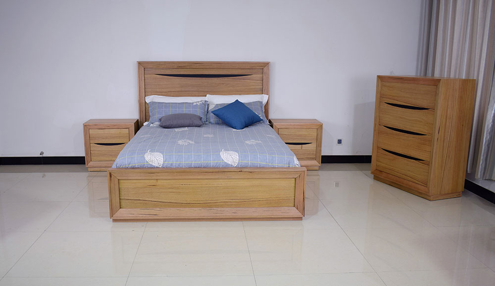 Valencia Timber Bed Frame