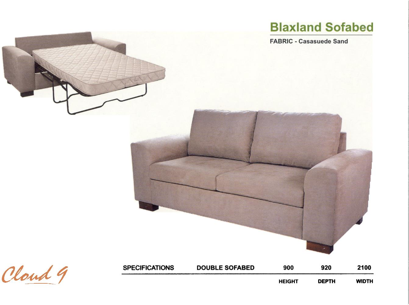 Blaxland Sofa Bed