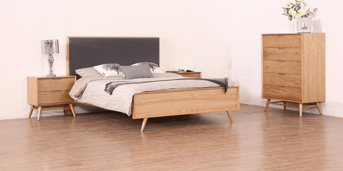 Seville Timber Bed Frame