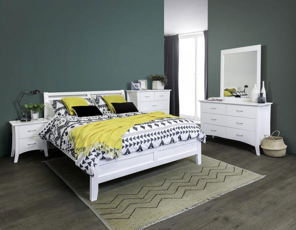 Soho 4 Piece Bedroom Suite