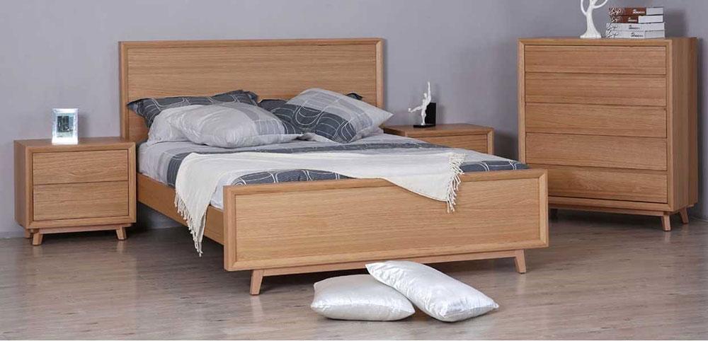 Springwood 4 Piece Bedroom Suite