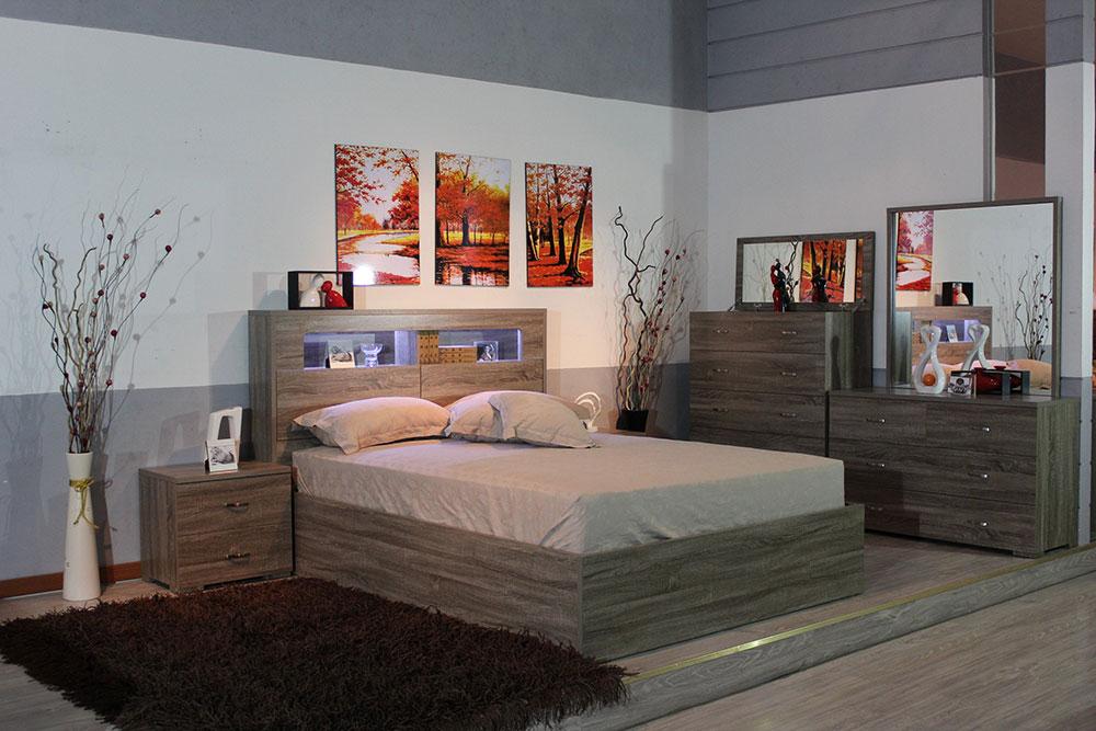 Oxford 3 Piece Bedroom Suite