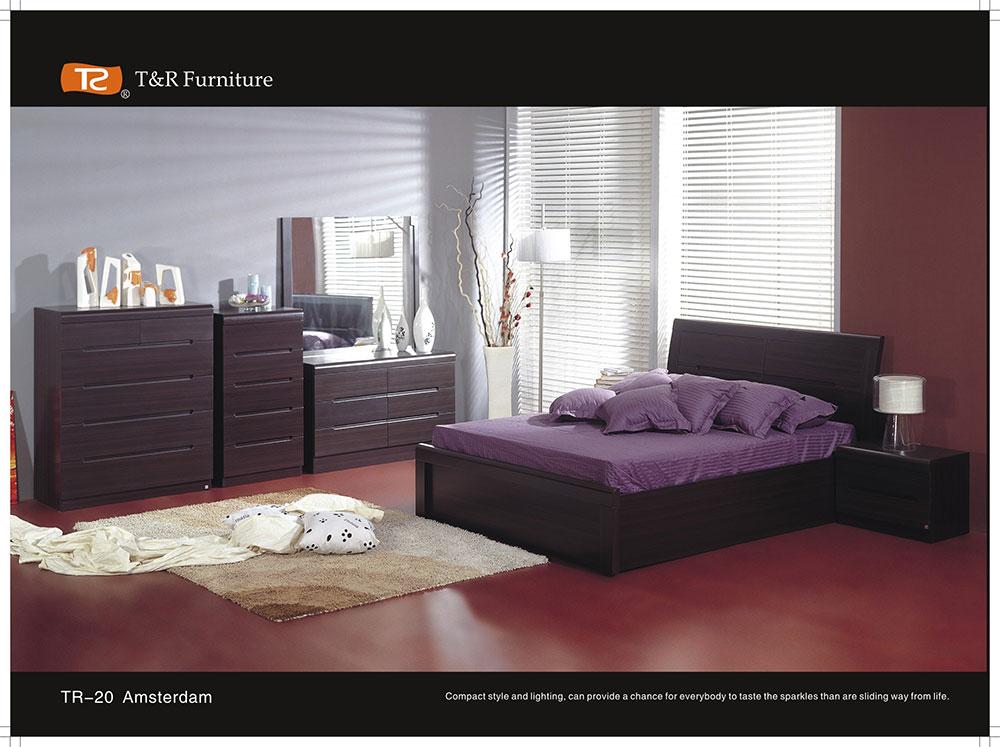 Amsterdam 4 Piece Bedroom Suite