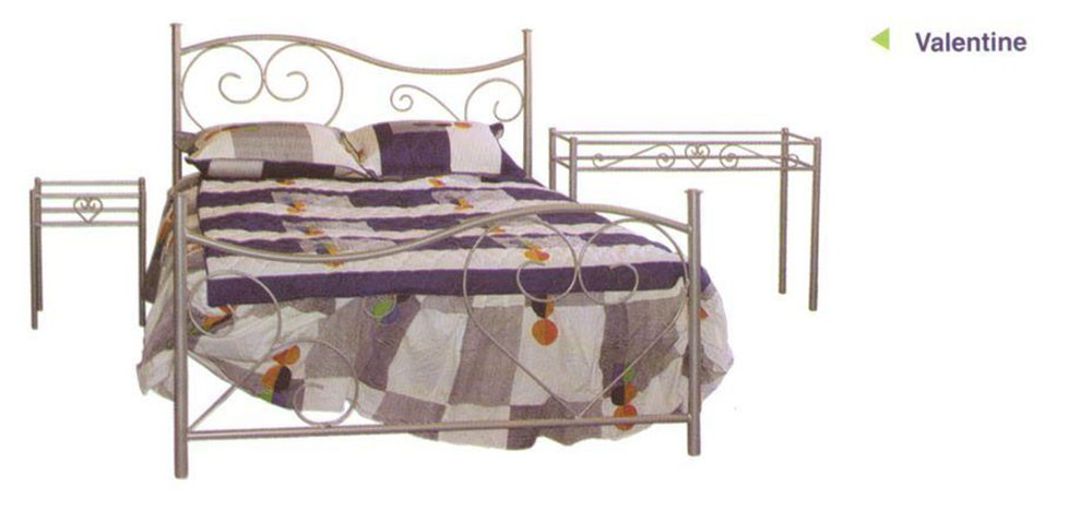 Valentine Metal Bed Frame