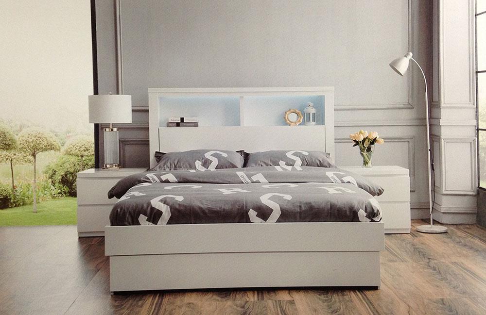 Bali Timber Bed Frame