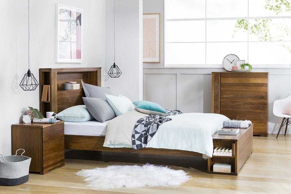 Yarra 4 Piece Bedroom Suite