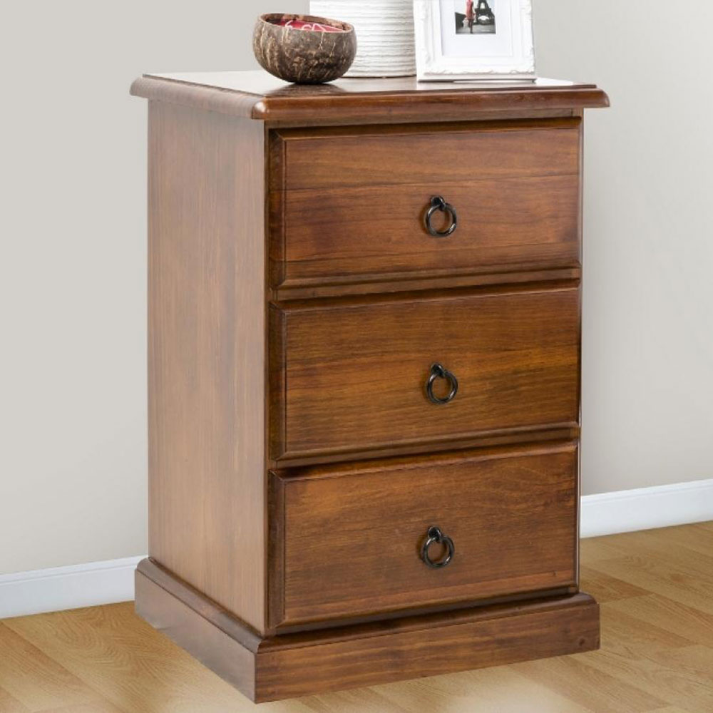 Carrington Bedside Table