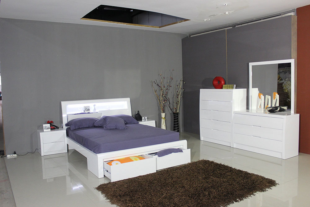 Hamilton Timber Bed Frame