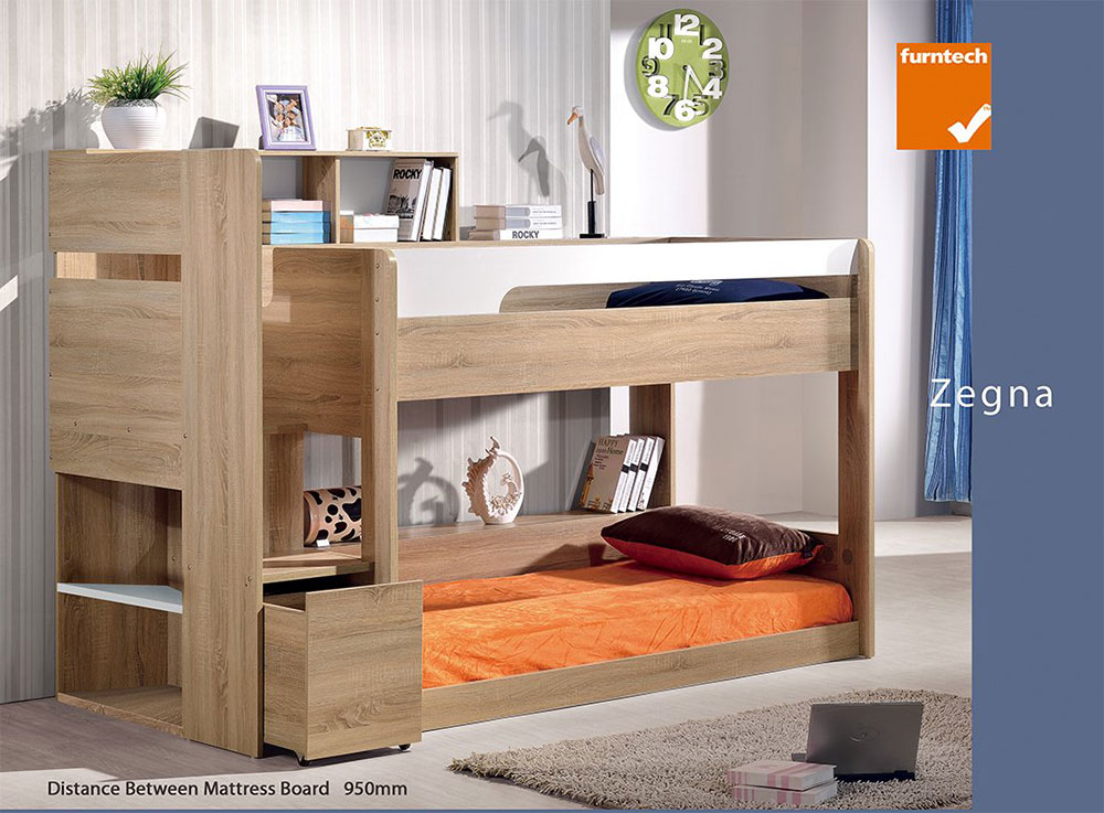 Zegna Bunk Bed