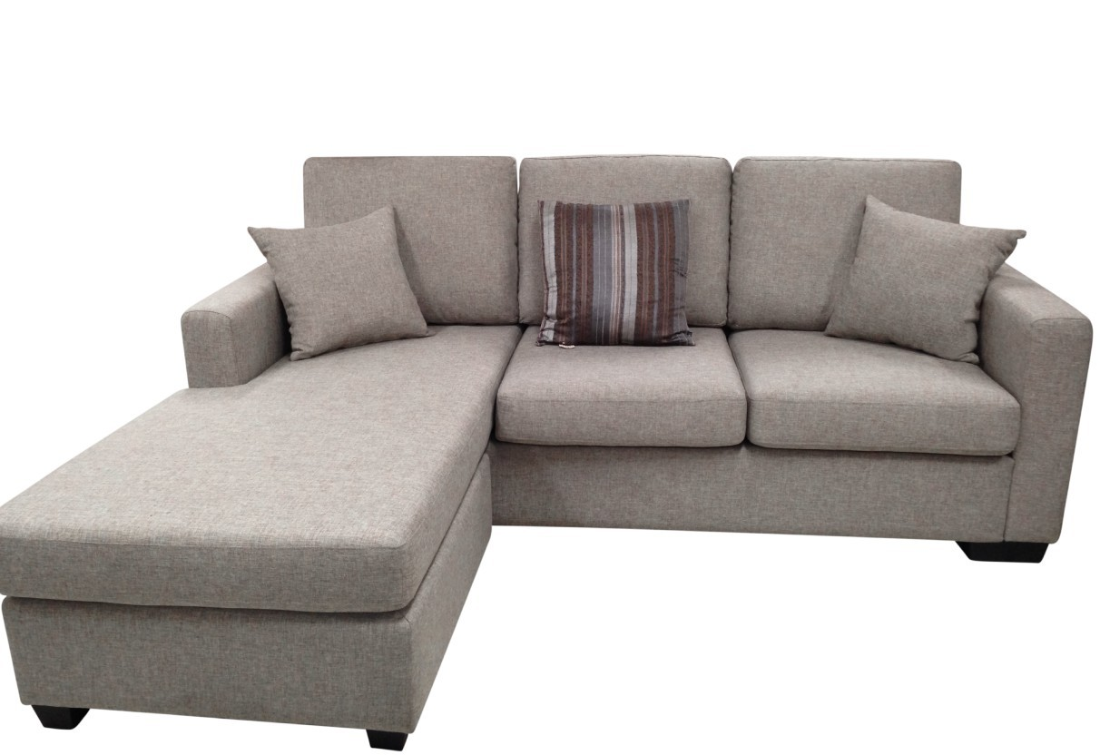 Apartment 3 Seater Chaise Sofa
