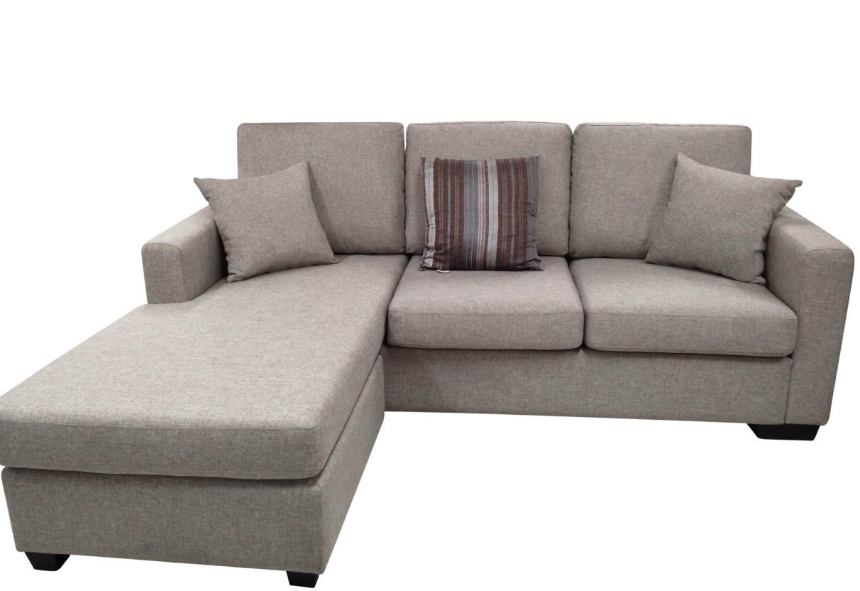 Apartment 3 Seater Chaise Sofa