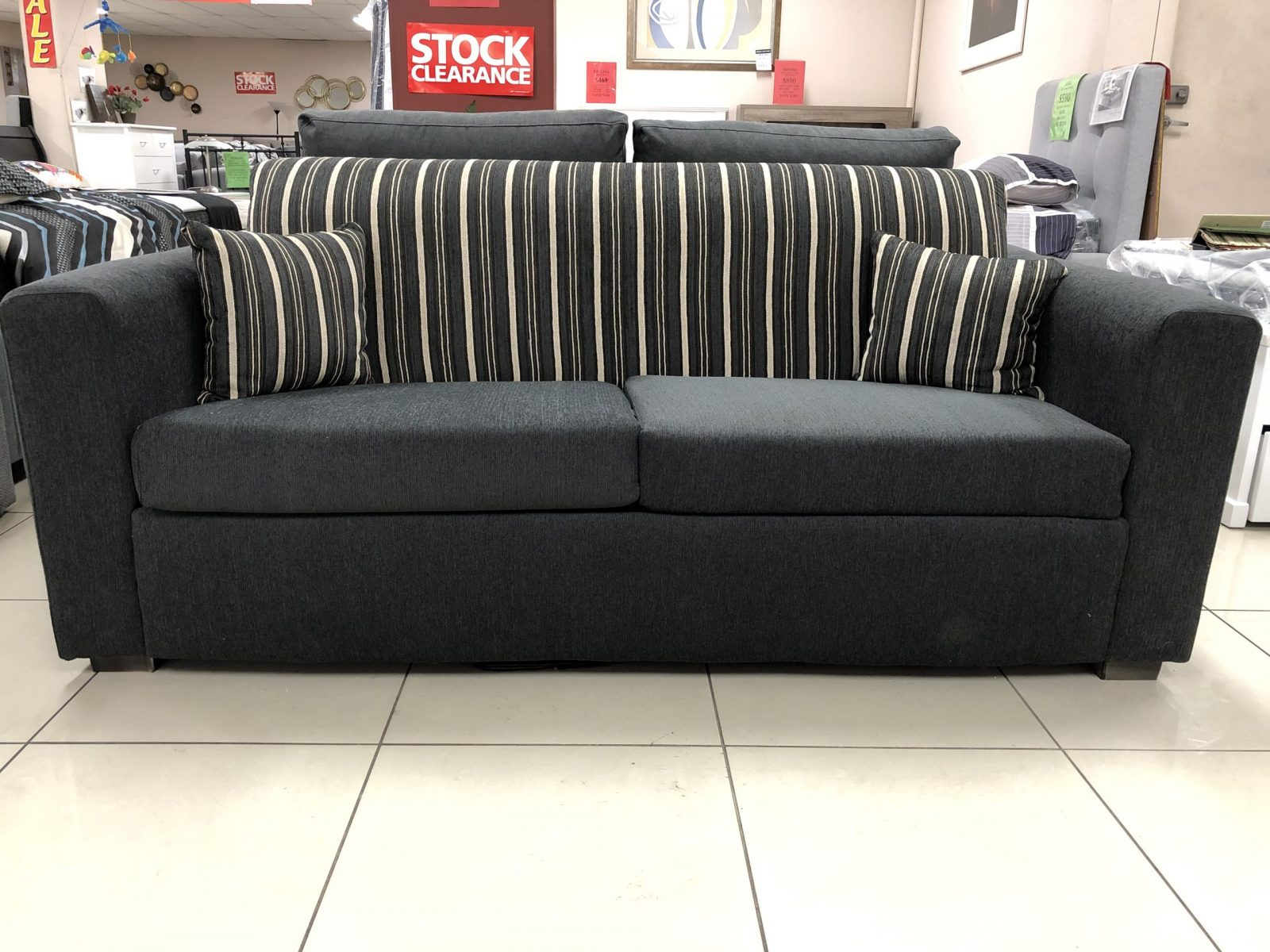 Carry 2.5 Seater Sofa Bed