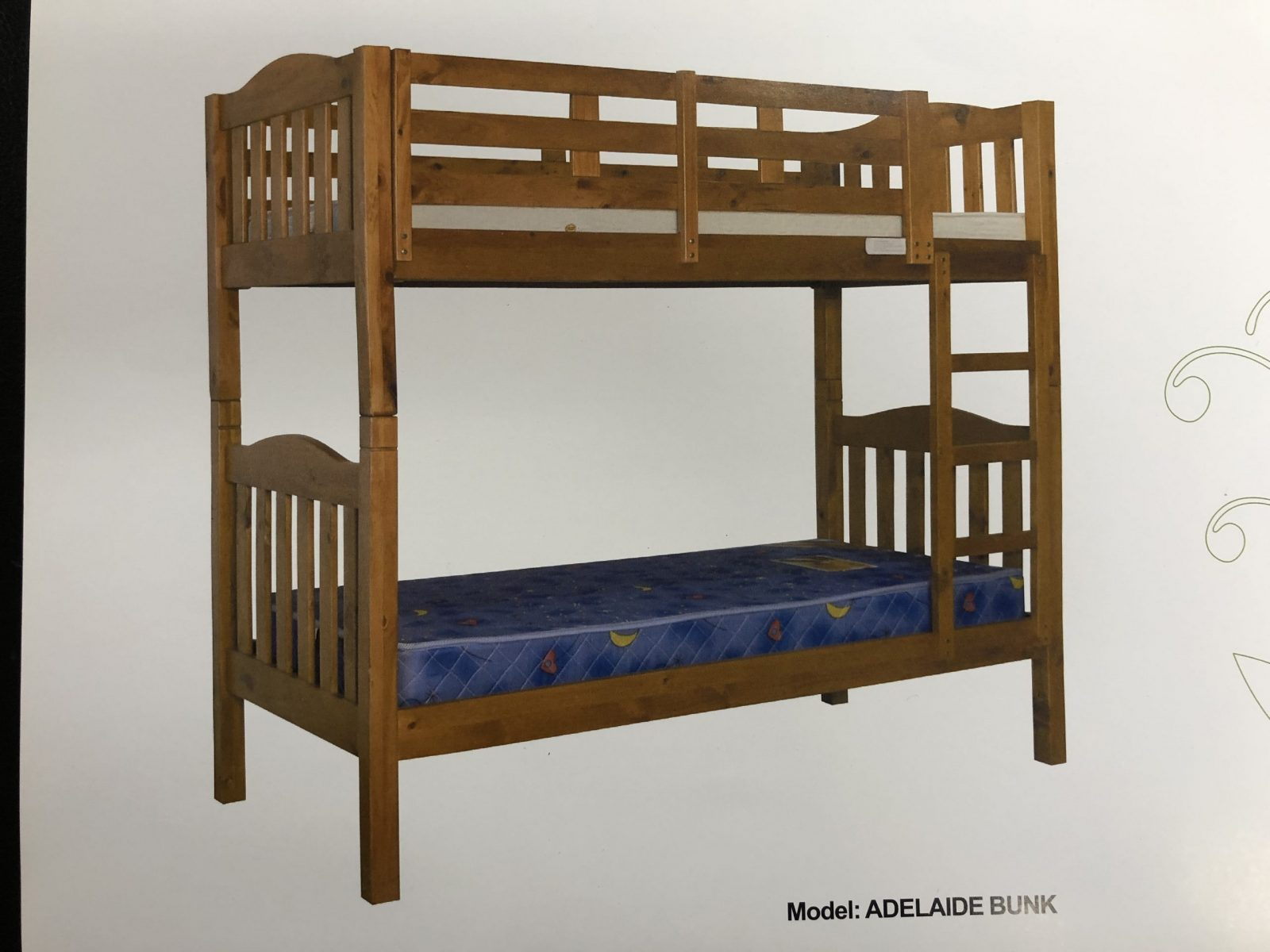 Adelaide Bunk Bed