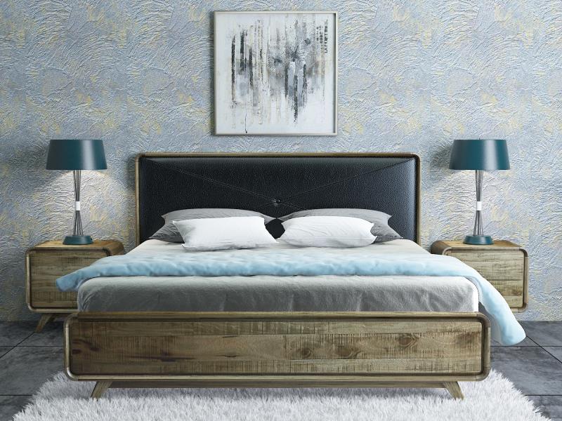 Amalfi 4 Piece Bedroom Suite
