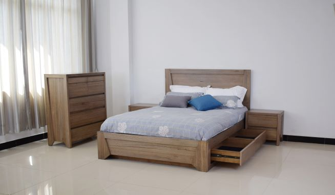 Floki Timber Bed Frame
