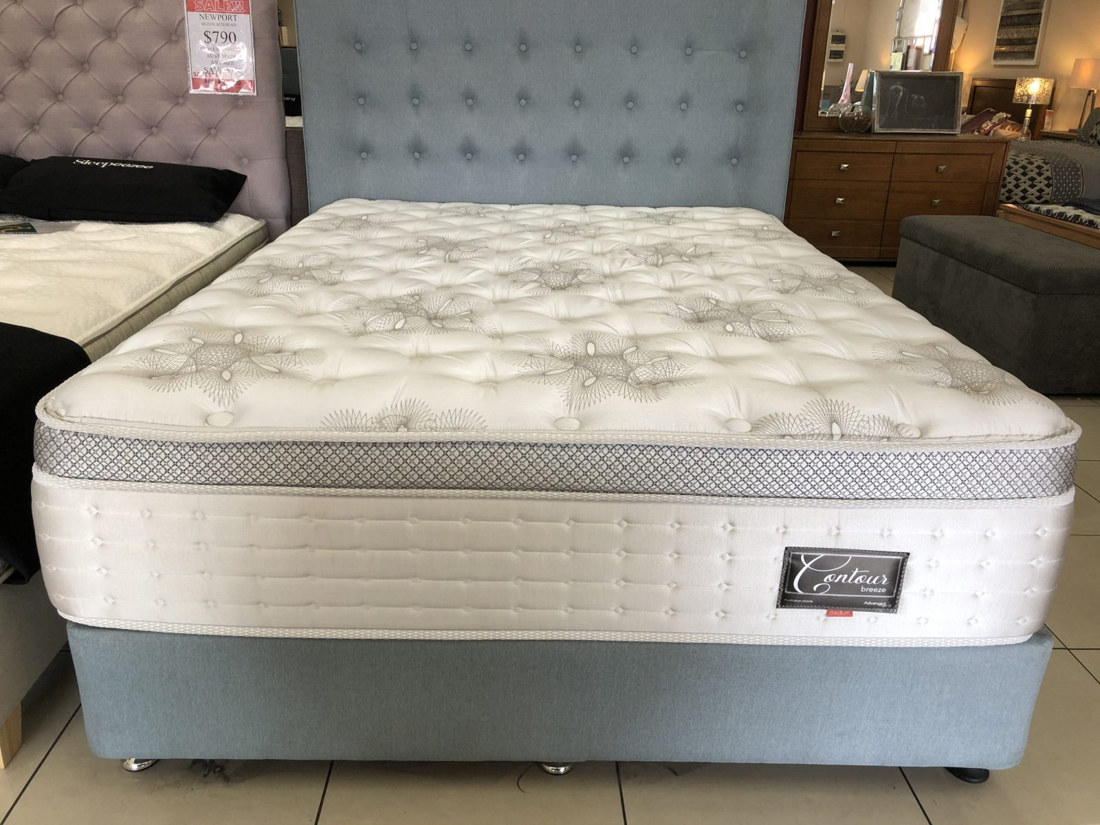 Contour Breeze Mattress