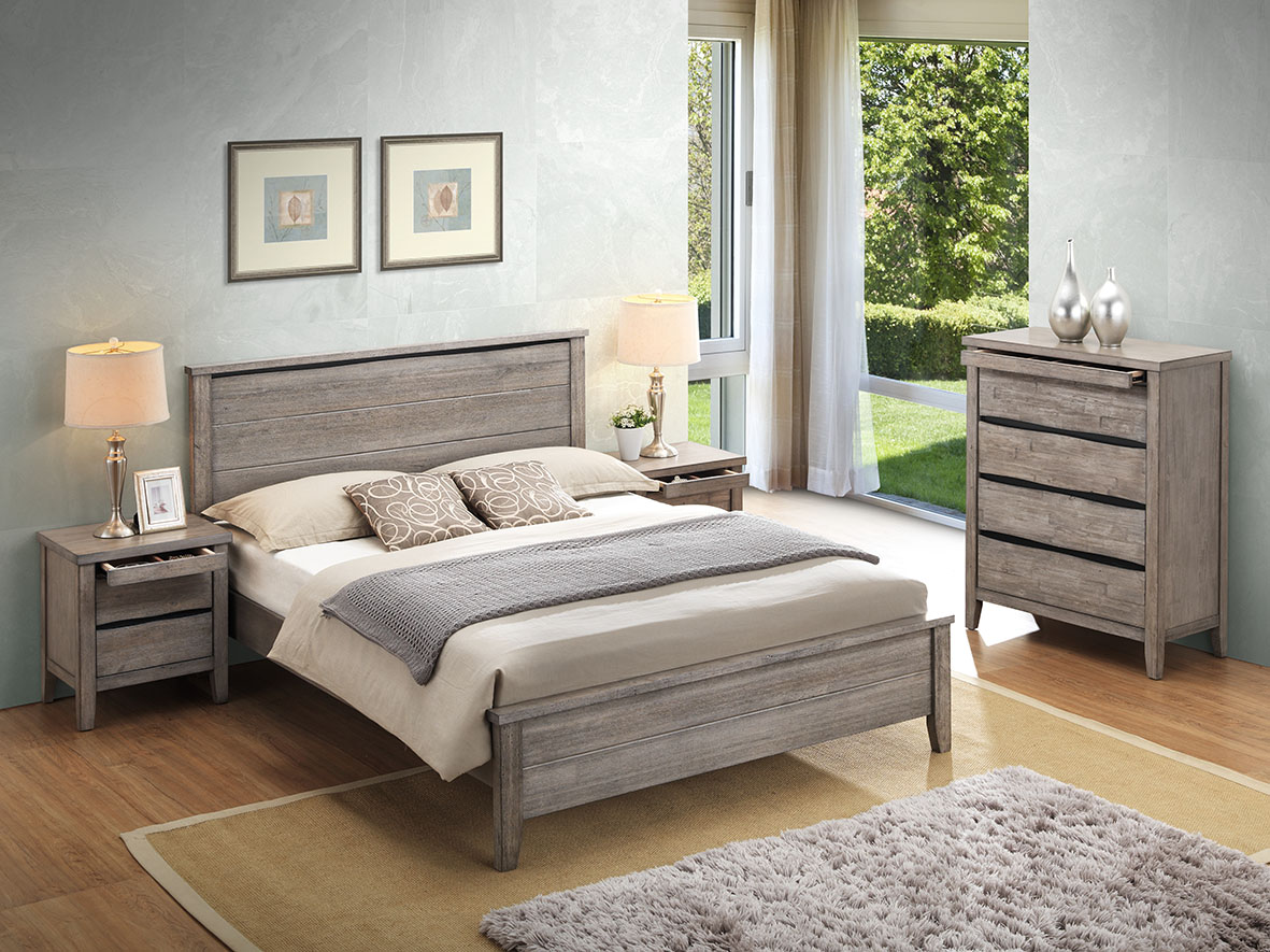Newtown Timber Bed Frame