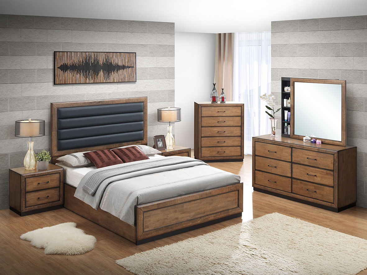 Riverwood Timber Bed Frame